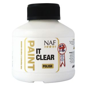 NAF Paint It Clear Hoof Polish - 250 Ml
