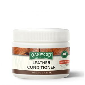 Oakwood Leather Conditioner 500gm