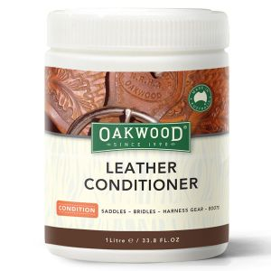 Oakwood Leather Conditioner 1L