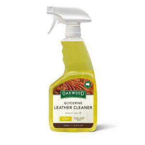 Oakwood Glycerine Leather Cleaner 500ml