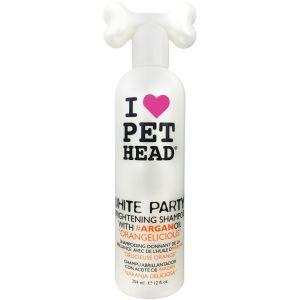 Pet Head White Party Shampoo - 354ml