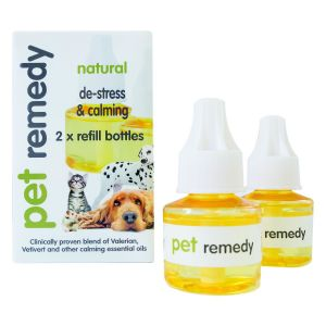 Pet Remedy Plug Diffuser - 2 x 40ml Refill