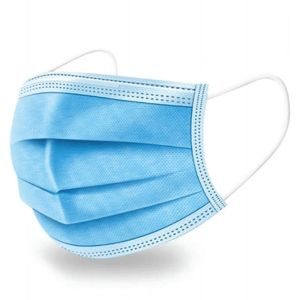 PPE Mask 3 Layers - 50 Pack