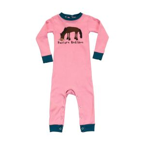 LazyOne Bedtime Infant Sleepsuit