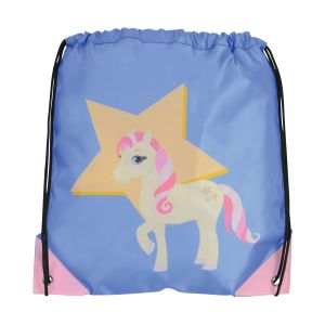 Little Rider Star in Show Drawstring Bag