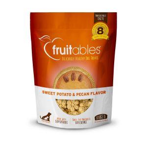 Fruitables Dog Treats - Sweet Potato & Pecan - 198gm
