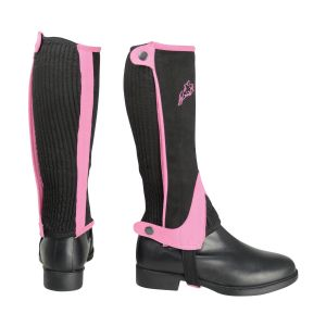 HyLand Two Tone Amara Half Chaps - Childs