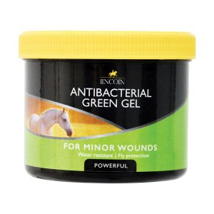 Lincoln Antibacterial Green Gel 400gm