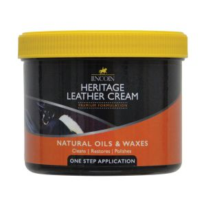 Lincoln Heritage Leather Cream 400gm