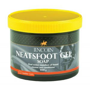 Lincoln Neatsfoot Gel Soap 400gm