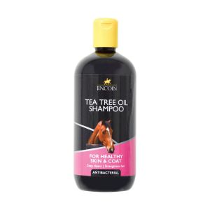 Lincoln Tea Tree Oil Shampoo 500ml