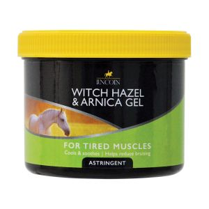 Lincoln Witch Hazel & Arnica Gel 400gm