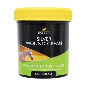 Lincoln Silver Wound Cream 200gm