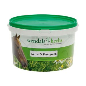 Wendals Garlic & Fenugreek 1Kg