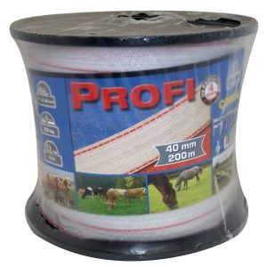 Profi Fencing Tape 200m x 40mm