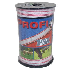 Profi Fencing Tape 200M x 12MM
