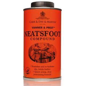 Carr & Day & Martin Vanner & Prest Neatsfoot Compound 500ml