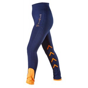 FireFoot Ripon Stretchy Riding Tight Breeches - Childs
