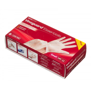 Robinsons Vinoguard Essentials Latex Free Vinyl Gloves