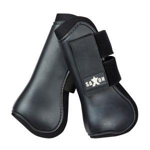 Saxon Open Front Boots