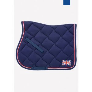 John Whitaker Bling Union Jack Sadle Pad