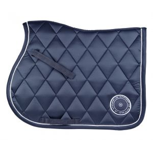 Whitaker Shepley High Shine Diamante Saddlepad