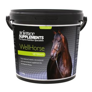 Science Supplements WellHorse Veteran 1.6Kg