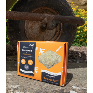 Silvermoor Grassabix with Turmeraid