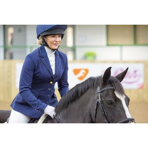 Shires Aubrion Delta Show Jacket - Ladies