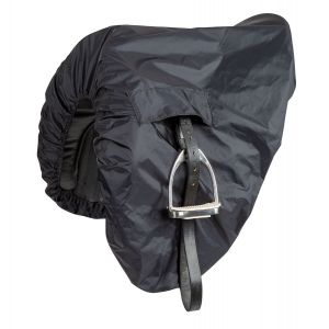 Shires Waterproof Ride-on-Dressage Saddle Cover