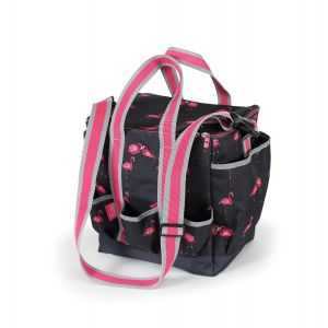 Shires Grooming Kit Bag - Flamingo