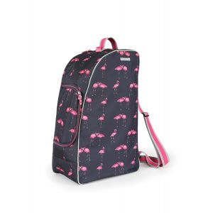 Shires Boot Hat & Whip Bag - Flamingo