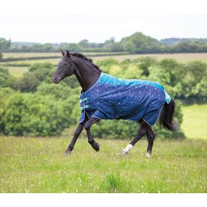 Shires Tempest Original Lite Turnout - Blue Nebular