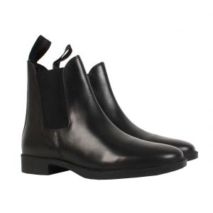 Shires Childs Wessex Leather Jodhpur Boots