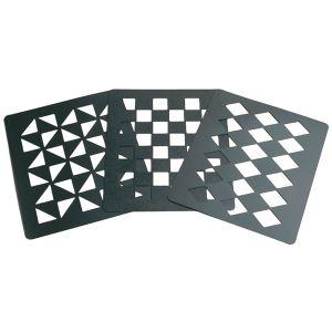 Roma Show Checkers - Stars