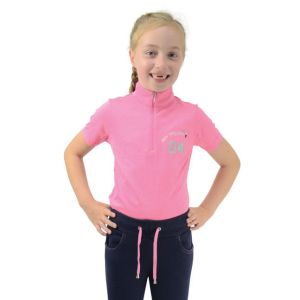 Show Pony Love Show Shirt by Little Rider - Rose Pink