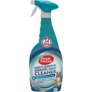 Simple Solution Disinfectant Cleaner - 750ml