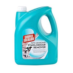 Simple Solution Patio & Deck Stain & Odour Remover - 4L