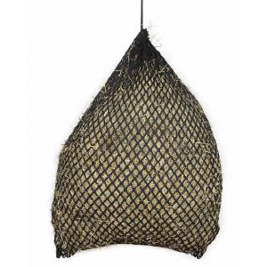 Shires Soft Mesh Haylage Net Black