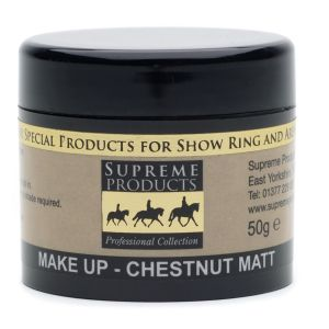 Supreme Professional Make-Up Chestnut Matt 50gm