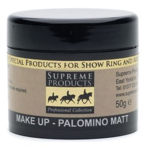 Supreme Professional Make-Up Palomino Matt 50gm