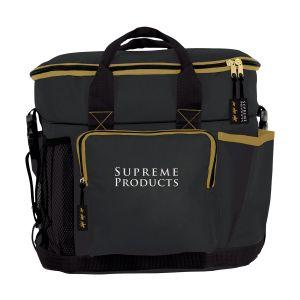Supreme Products Pro Groom Ring Bag - Black & Gold