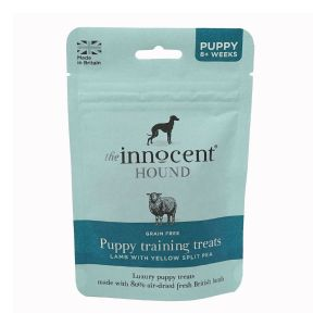 The Innocent Hound Puppy Training Treats Lamb - 70 Gm