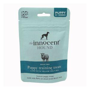 The Innocent Hound Puppy Training Treats Lamb - 70 Gm