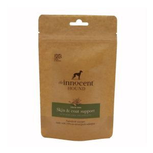 The Innocent Hound Skin & Coat Support Sausage Treats - 10 Treat Pack