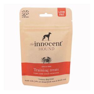 The Innocent Hound Training Treats Tuna & Crab Rewards - 70 Gm