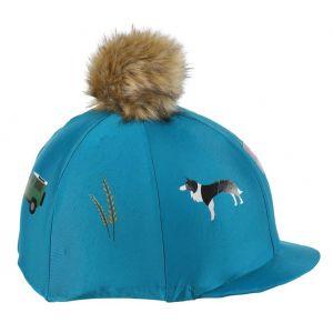 Tikaboo Farmyard Hat Cover