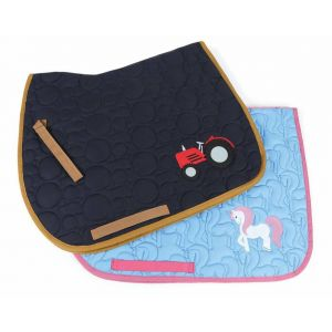 Shires Tikaboo Unicorn Saddle Pad