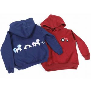 Shires Tikaboo Unicorn Hoodie -Childs