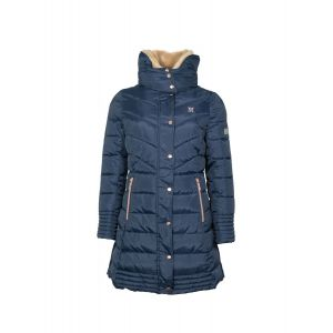 Mark Todd Deluxe Padded Long Coat